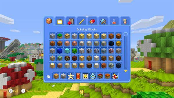 Minecraft Spielen Deutsch Minecraft Wii U Spielen Bild - Minecraft wii u spielen