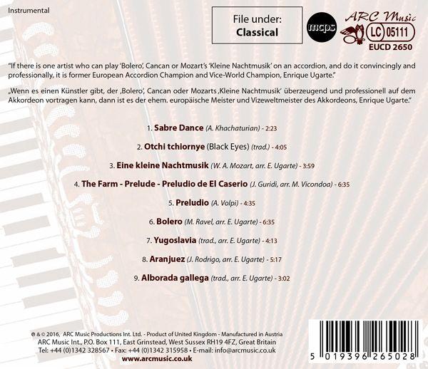 Cafe De Paris Accordion Classics Download
