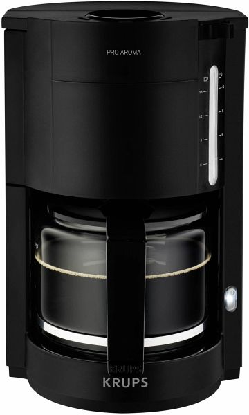 krups f 309 08 proaroma kaffeemaschine  buecherde ~ Kaffeemaschine Heißbrühsystem