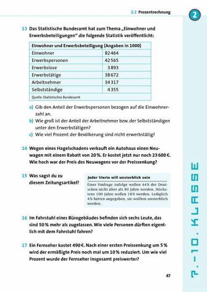 150 Matheu00fcbungen 5. bis 10. Klasse (Mu00e4ngelexemplar ...