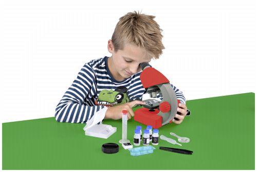 Bresser junior mikroskop rot portofrei bei bücher kaufen