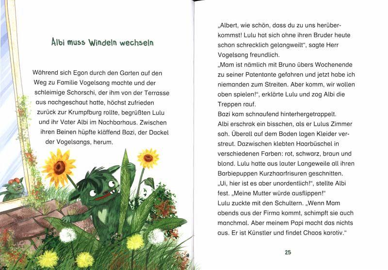 Egon wird erwischt! / Die Krumpflinge Bd.2 (Mängelexemplar) von ...