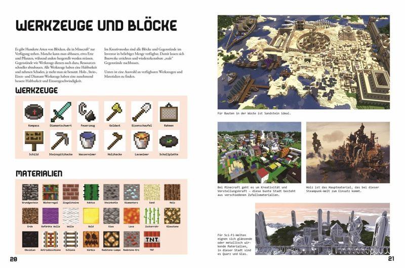 Superstädte leicht gebaut Minecraft® von Kirsten Kearney - Buch ...