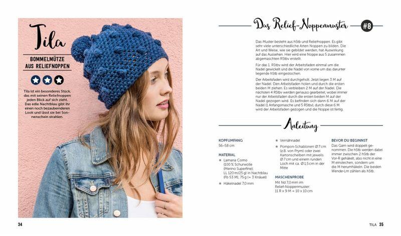 Einfach Muster häkeln von Michael Weinreich - Buch - bücher.de