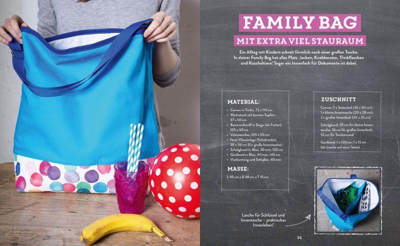 Taschenkult - Nähen ohne Schnittmuster von Kristin Ritschel - Buch ...