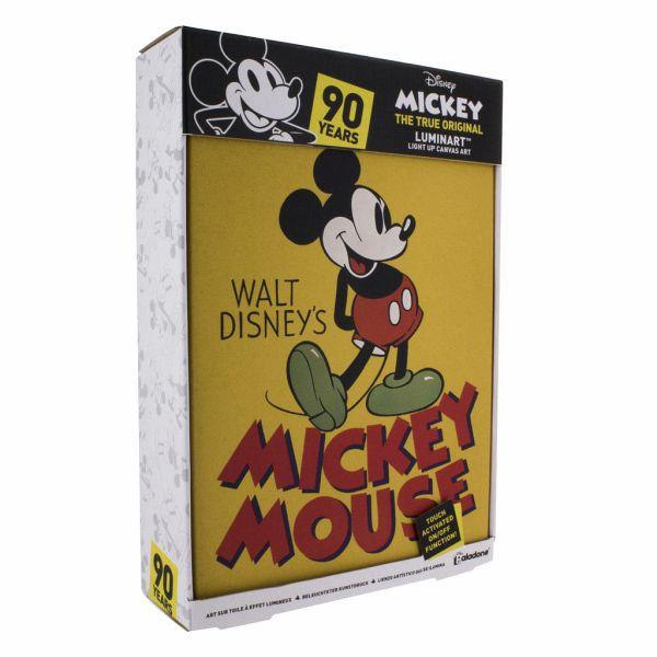 Mickey Mouse Leuchte Luminart ca.31cm
