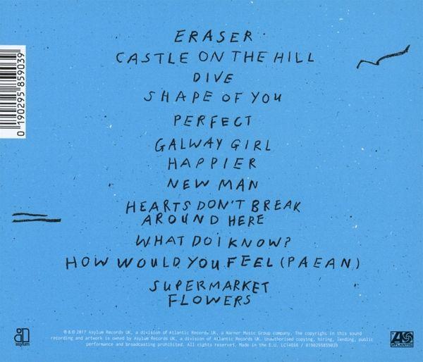 Ed Sheeran New Song Home