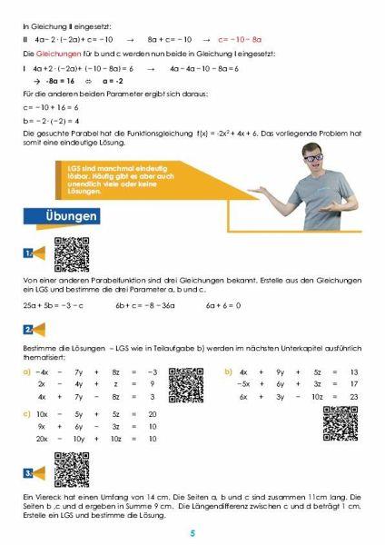 mathematik oberstufe teil 3 vektorrechnung abitur