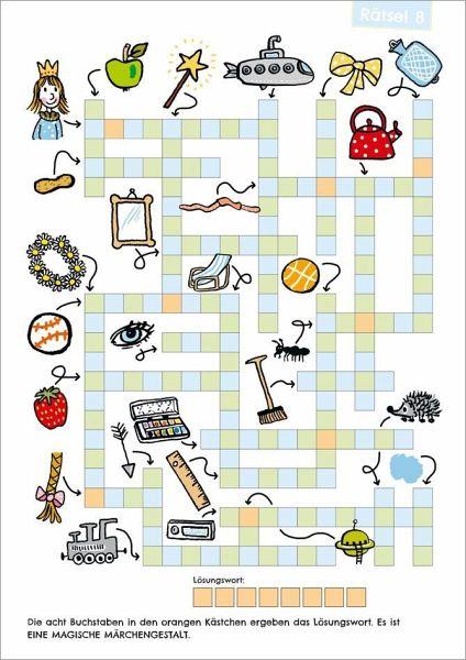 Kreuzworträtsel Bild