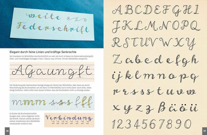 handlettering die 33 sch nsten alphabete mit rahmen ornamenten und bord ren von norbert. Black Bedroom Furniture Sets. Home Design Ideas