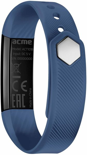 acme act101b activity tracker blau. Black Bedroom Furniture Sets. Home Design Ideas
