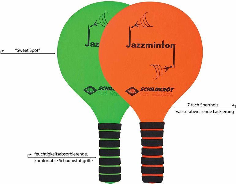 970155 NEUF Schildkröt jazzminton Set