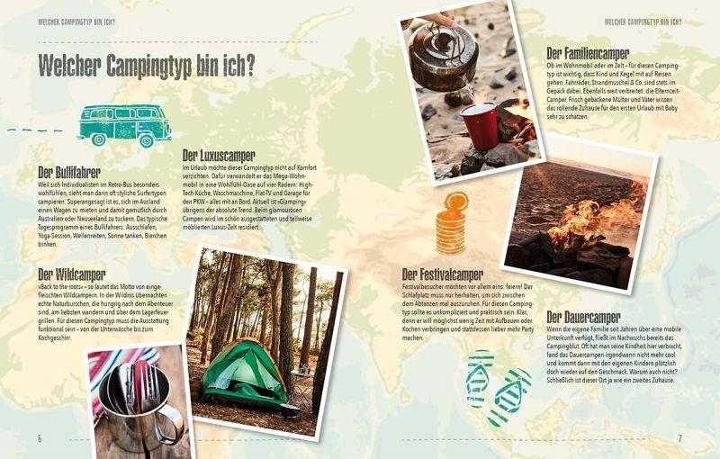 Das Camping-Kochbuch von Viola Lex; Nico Stanitzok - Buch - bücher.de