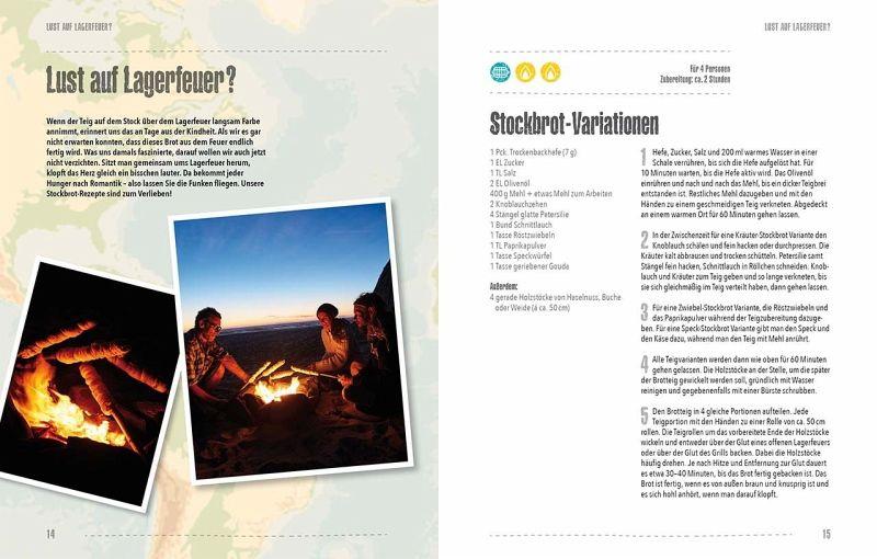 Camping Kochbuch Outdoorküche : Das camping kochbuch von viola lex; nico stanitzok buch bücher.de