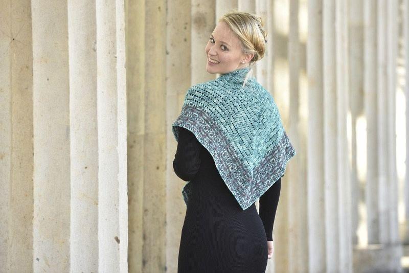 Crasy Mosaik Tücher Häkeln Von Sylvie Rasch Portofrei Bei Bücher