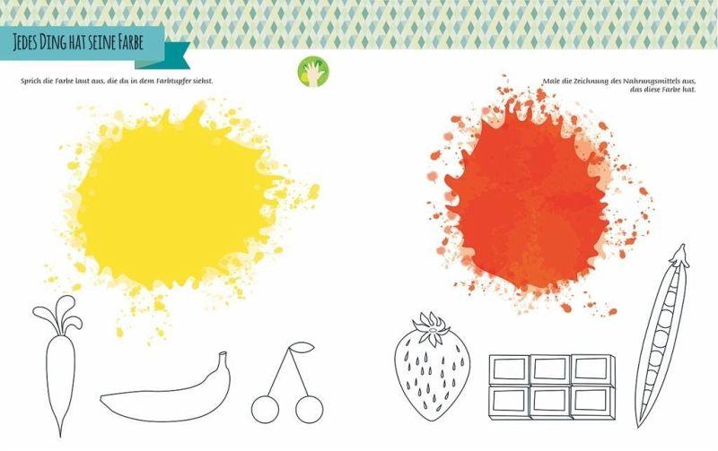 Mein erstes Farbenbuch von Chiara Piroddi - Buch - buecher.de