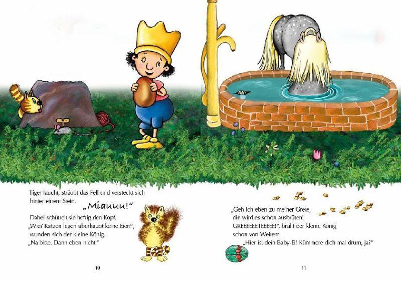 der kleine könig von hedwig munck portofrei bei bücherde