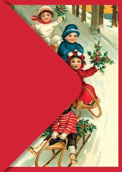 Frohe Weihnachtsgrüße - Bei bücher.de immer portofrei