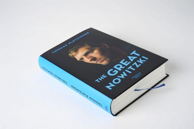 Nowitzki Buch