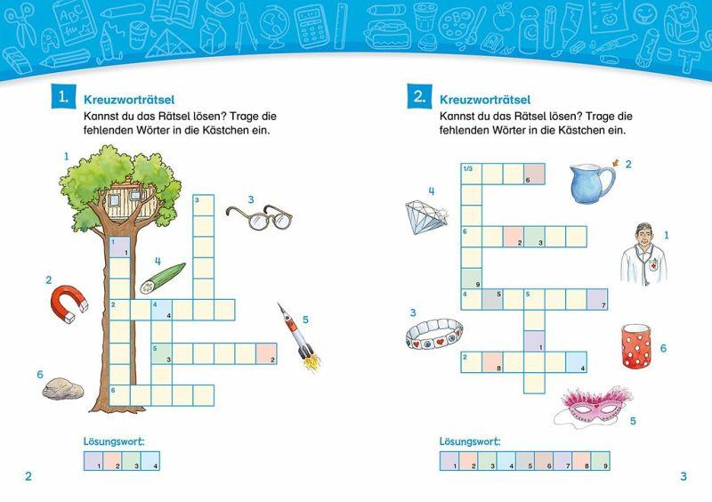 Kreuzworträtsel Innerhalb