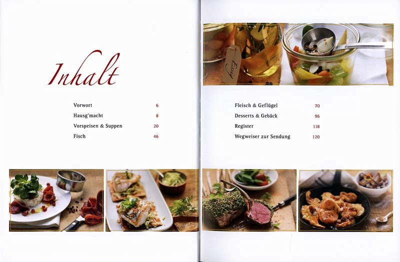 Meine Neue Bayerische Landküche