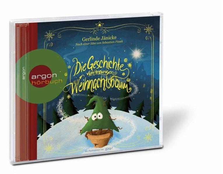 Geschichte Weihnachtsbaum.Die Geschichte Vom Traurigen Weihnachtsbaum 1 Audio Cd