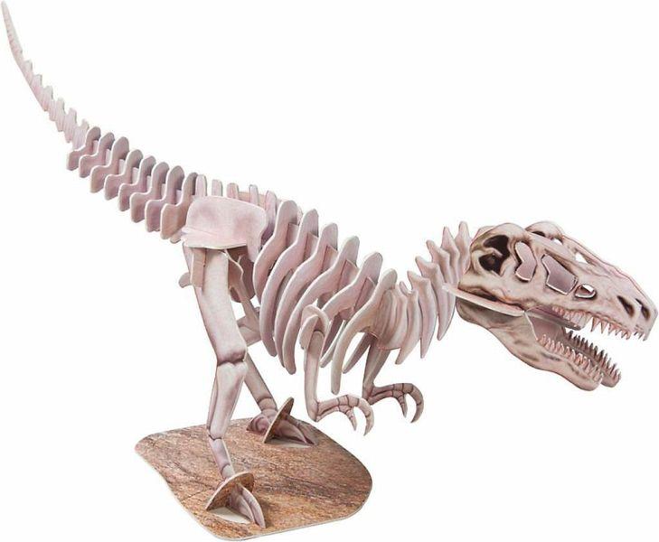 dinosaurierskelettmodell trex restexemplar