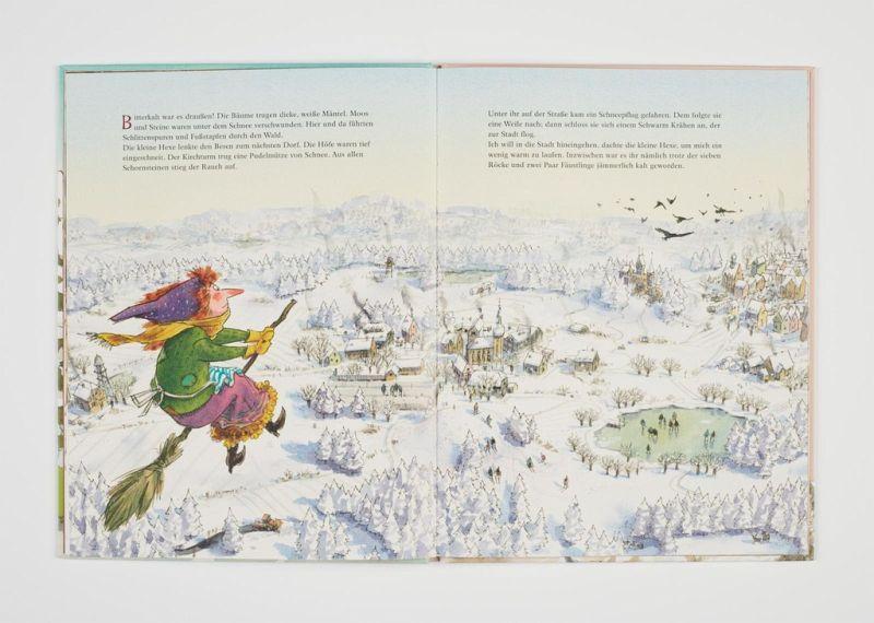 die kleine hexe winterzauber mit abraxas von otfried